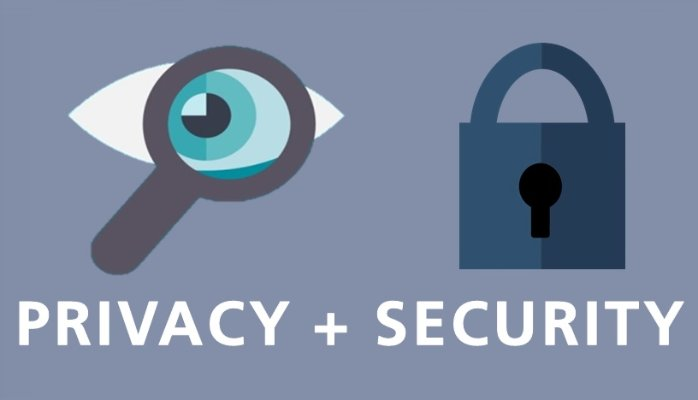 protecting patient privacy and data security